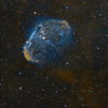 NGC 6888 HST