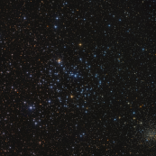 M 35 и NGC 2158