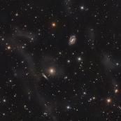 NGC 2633 & NGC 2634