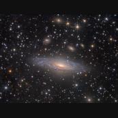 NGC 7331 (общая)